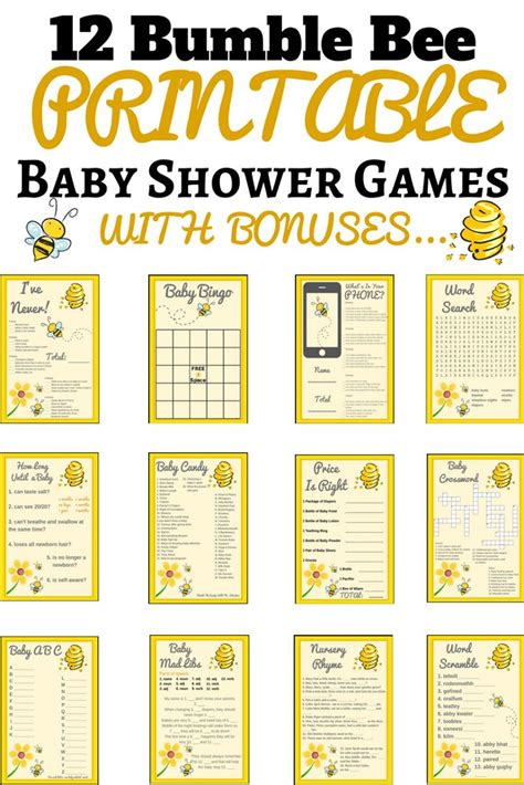 Bees Baby Shower Theme by Best 25 Bumble Bees Ideas On Bees Bumble Bee