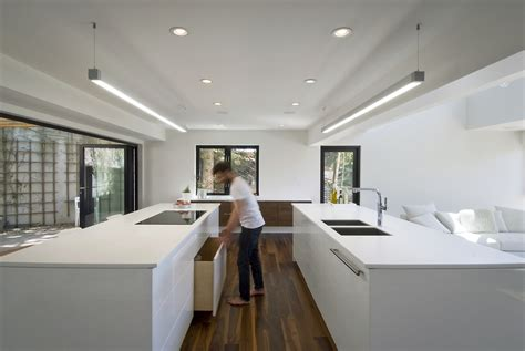 double island kitchen kristianna circle matt swindel archinect