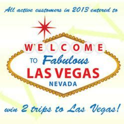 Las Vegas Trip Giveaways - mow managers to give away two trips to las vegas in 2013