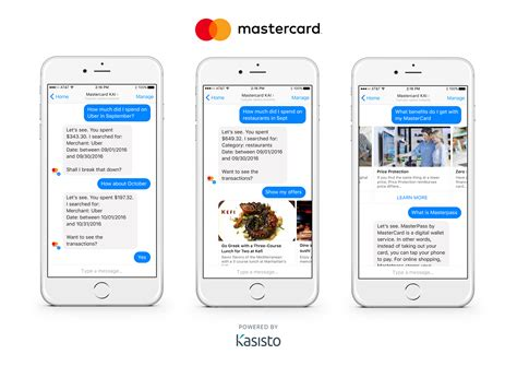 design center mastercard mastercard makes commerce more conversational with launch