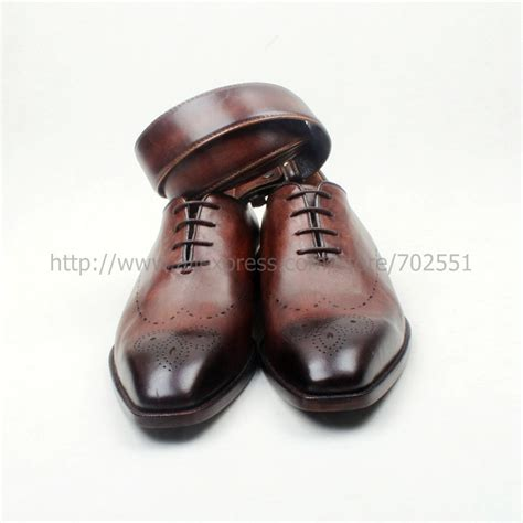 calf leather belt shipping with the other shoe you can