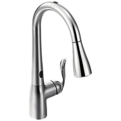 moen 7594ec chrome arbor single handle pulldown kitchen faucet
