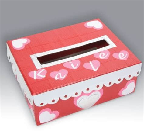 ideas for valentines day boxes for school shoe box decorating ideas designcorner