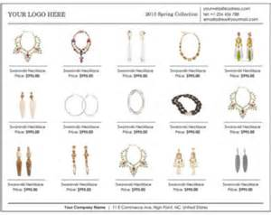 Jewelry Line Sheet Template by Pin Excel Pie Chart Template Cake On