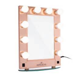 glamour mirror with lights impressions vanity hollywood glamour vanity mirror