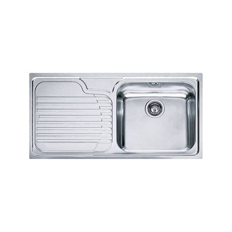 lavelli da incasso franke lavello da incasso 1 vasca gocciolatoio franke gax 611