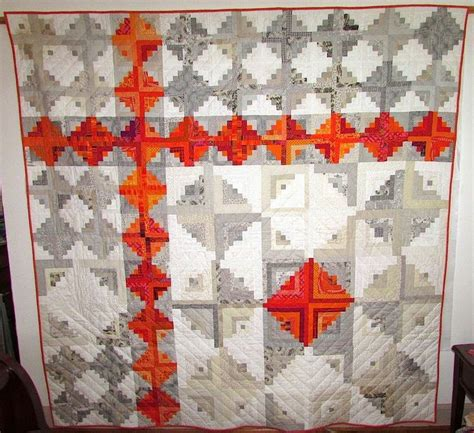 269 best log cabin pineapple quilts images on