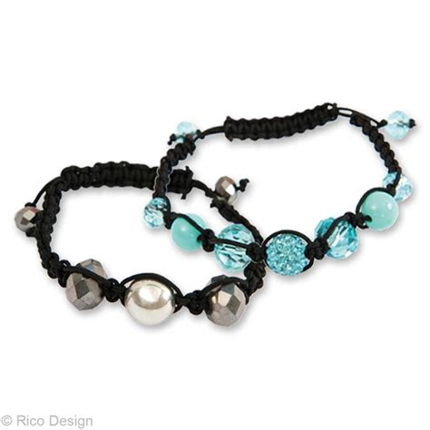 Tuto bracelet shamballa : comment faire ?   Idées et conseils Perles et Bijoux