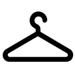 Wardrobe Symbol by Clothing Hanger Wardrobe Icon Icon Search Engine