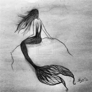 Drawings Of Beautiful Mermaids Mermaid By Wefen » Home Design 2017
