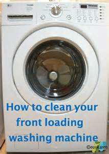 hometalk how to clean your front loading washing machine