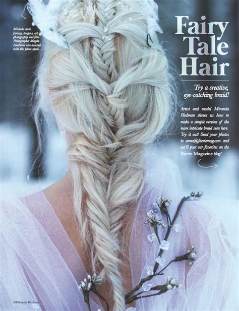 who invented the fishtail braid what is its history articles fairy tale braid made using fishtail french plaiting