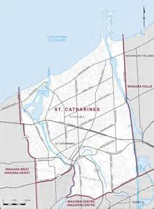 st catharines maps corner elections canada