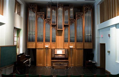 Maine Historic Organ Institute Faculty Organ Recital Eastman School Of