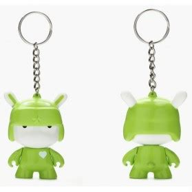 android keychain xiaomi mi bunny android keychain white green jakartanotebook