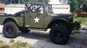 dodge m37 build all done
