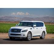 I Reversed It Saw Braked Hands On With Infiniti QX80