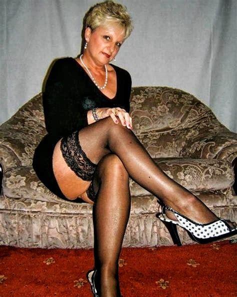 Sexy granny tit sex fuck