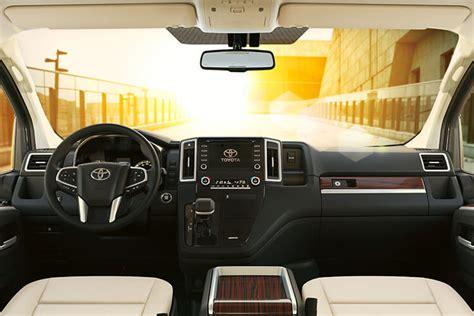Toyota Mpv 2020 by Giới Thiệu Mpv Luxury 7 Chỗ Toyota Granvia 2020