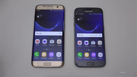 Samsung Unbox Samsung Galaxy S7 S7 Edge Unboxing Setup Zollotech