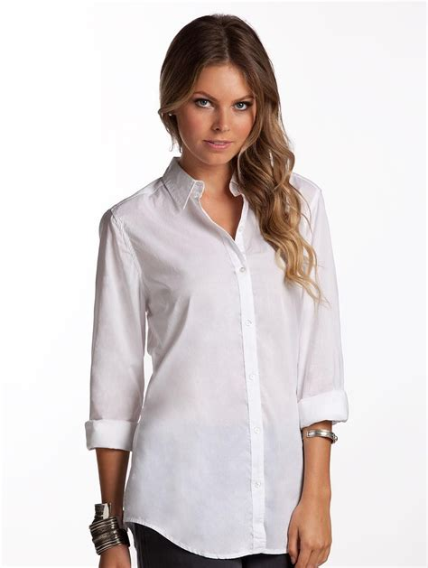 Kaos Putih Dickies white button shirt womens artee shirt
