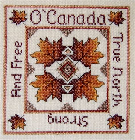 history pattern c canadian history stitching cross stitching canada cross
