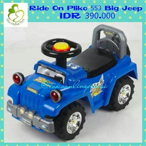 Pliko Ride On Mercedes Mainan Mobil Mobilan Anak jual mainan mobil mobilan anak ride on baby walker pliko big jeep toko parsi