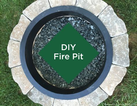 diy pit material list warm up with a diy pit living outdoors