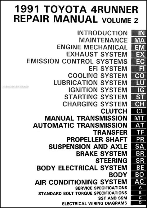free auto repair manuals 1992 toyota 4runner regenerative braking auto repair manual online 1998 toyota 4runner transmission control 1998 toyota 4runner 4