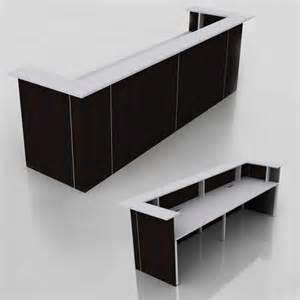 Two Person Reception Desk Budget 2 Person Reception Desk Meridian Office Furniture