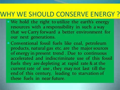 natural resources hold the key to indias future daily energy conservation