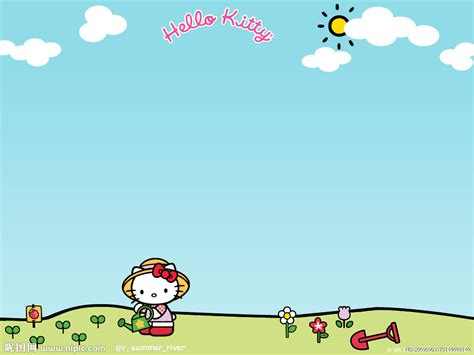 hello kitty wallpaper singapore kitty 桌面设计图 动漫人物 动漫动画 设计图库 昵图网nipic com