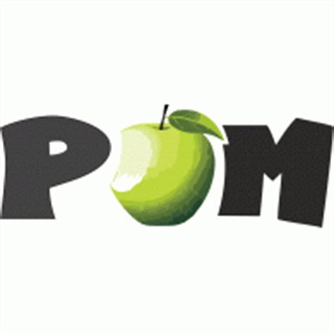 pomeranian food brand pom brands of the world vector logos and logotypes
