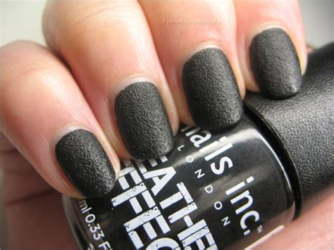 Leder Lackieren Wie by Nails Inc Leather Effect Nails