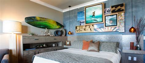 surf themed bedroom decor esporte na decora 231 227 o surf brands surf and beach