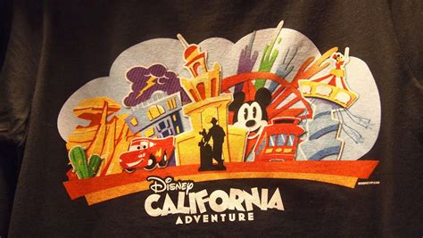 Sasaki Time: New Disney California Adventure Logo Merchandise Hits Store Shelves!