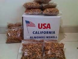 Roasted Almond 500gr klik2shop