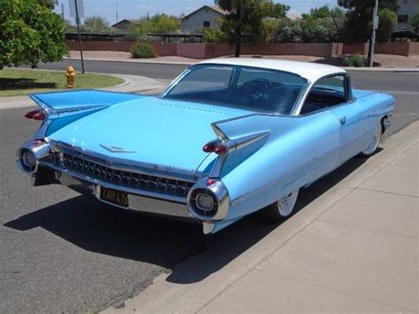 63 Cadillac Coupe For Sale 1959 Cadillac Coupe Series 63 Ca Black Plates No