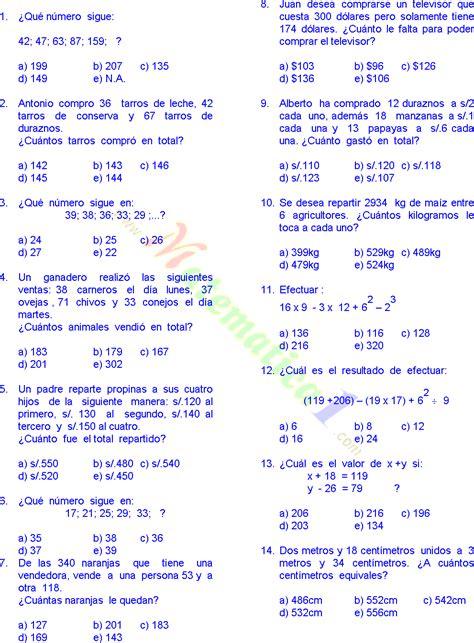 programa de tercer grado de primaria 2015 pdf rentmexru matem 193 ticas 20 problemas resueltos de tercer grado de