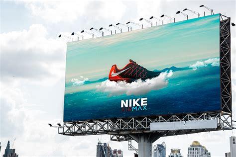 black billboard mockup  psd designhooks