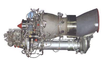 wz turboshaft engine