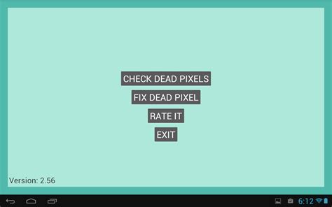 test pixel dead pixels test and fix android apps on play