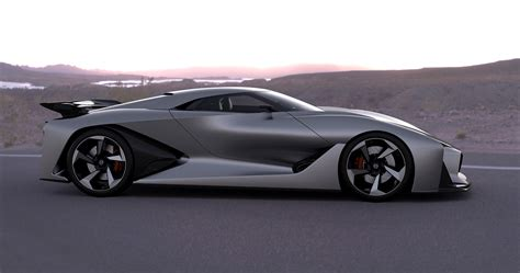 Nissan Concept 2020 Gran Turismo by Introducing The Nissan Concept 2020 Vision Gran Turismo