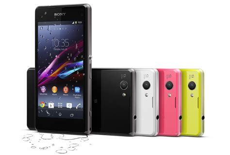 Hp Sony Xperia Z1 Mini xperia z1 compact specifications 4 3 touchscreen sony mobile global uk