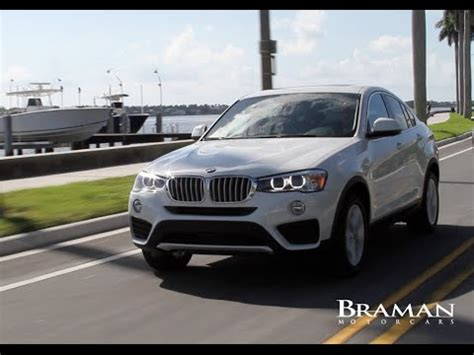 Bmw Braman Palm by 2015 Bmw X4 Test Drive In Palm Braman Bmw