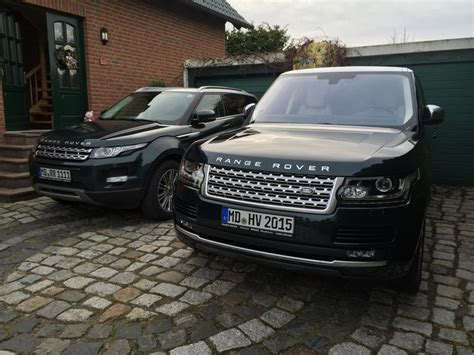 silver range rover 2016 range rover evoque 2012 and range rover vogue 2016 aintree