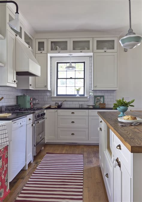 schoolhouse lights kitchen angle shades a risky rewarding choice for decatur kitchen