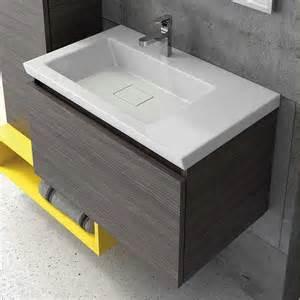 meuble de salle de bain 70 cm space plan vasque c 233 ramique