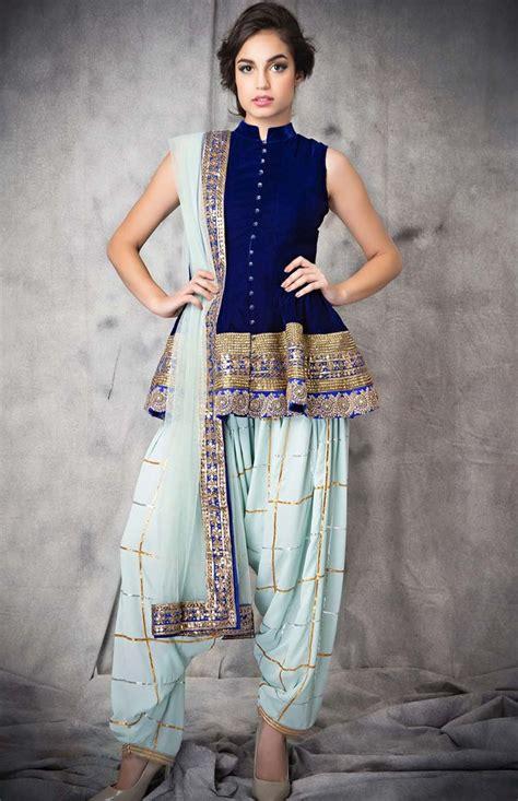 design fashion salwar kameez patiala salwar 2018 latest patiala suit with short
