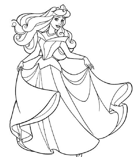 images to color princess clipart coloring page pencil and in color
